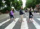 Barefoot Crossing