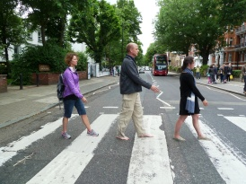 Barefoot Crossing