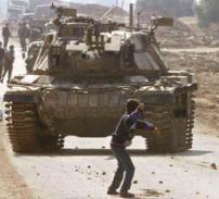 Israel-Palestine-conflict-tank